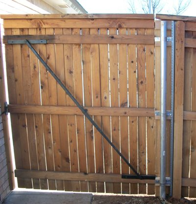 Wood Bed Frames King Size Building A Wood Gate With Metal