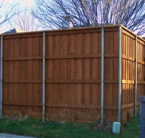 Arrow Fence Amp Shelter Stain Fences Oklahoma City