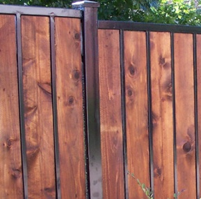 Arrow Fence Amp Shelter Stain Fences Oklahoma City